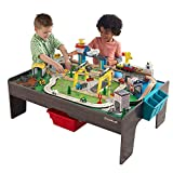 FCV My Own City Vehicle and Activity Table With Ez Kraft Assembly (reversible Table Top With Art Caddy and 2 Storage Bins) 3+, 50 Pound