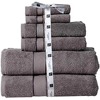 Spa Quality Long Stapled 100/% Cotton 600 GSM  12PC Bath Towel Set Hotel RED