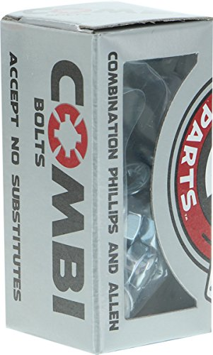 Independent 1  Combi Bolts Silver Hardware