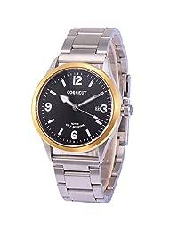 41mm Corgeut Sapphire Glass Automatic Date Citizen Mechanical Watch