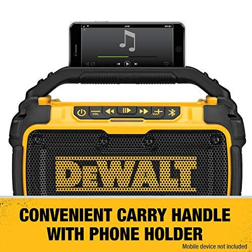 DEWALT DCR010 Bluetooth Speaker