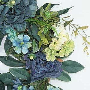 Beautiful Wreaths | Blended Hydrangea Wreath | Summer Wreaths | Front Door Wreaths | Fall Wreath | Outdoor Wreaths | Summer Wreath 3