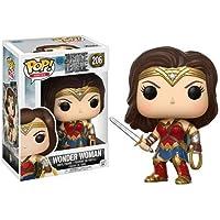 Funko Figura Coleccionable Pop Justice League Pop Wonder Woman