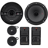 Kicker KSS6504 KSS650 6.5 Component system with 1 tweeters 4-Ohm
