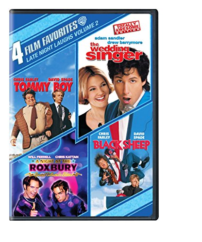 4 Film Favorites: Late Night Laughs Vol. 2 (DVD) (4FF) by Warner Home Video