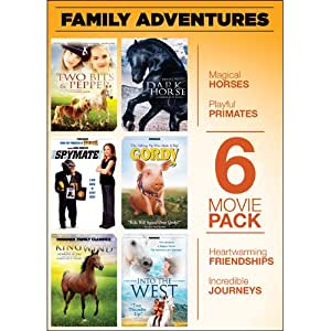 Family Adventures (Two Bits and Pepper / Dark Horse / Spymate / Gordy / King of the Wind / Into the West)
