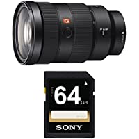 Sony FE 24-70mm f/2.8 GM Lens (SD Card Bundle)