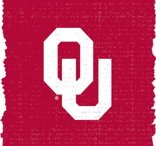 Duck Brand 240080 University of Oklahoma College Logo Duct Tape, 1.88-Inch by 10 Yards, Single Roll Color: Oklahoma, Model: 240080