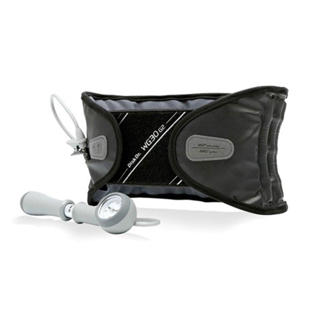 Disk Dr.WG30 G2 Waist Disc Pain Treatment Device Black Color (L)