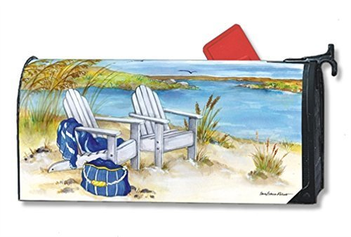 MailWraps Waterside Mailbox Cover 01349