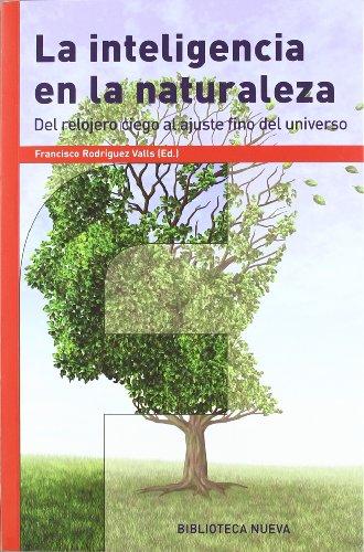 Descargar Libro La Inteligencia En La Naturaleza Francisco Rodríguez Valls