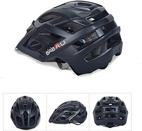 Asvert Casco Bicicleta Carretera MTB Bluetooth de Conducción Ósea ...
