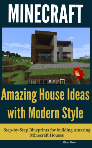 Minecraft Amazing House Ideas With Modern Style Step By Step