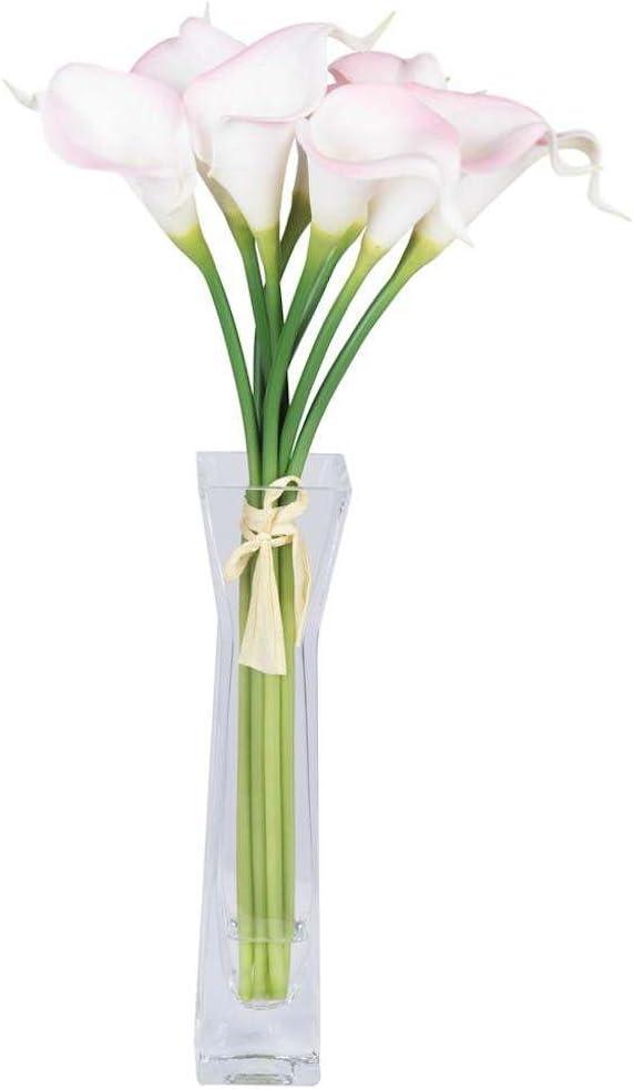 Amazon Com Vickerman Calla Lily Arrangement Everyday Floral 15