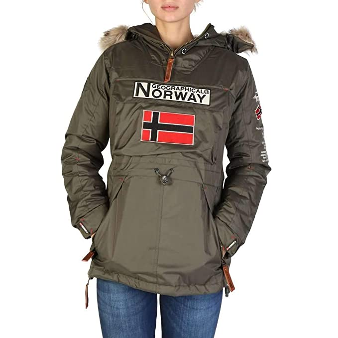 Geographical Norway Chaqueta Boomera_Woman_New Mujer Color ...