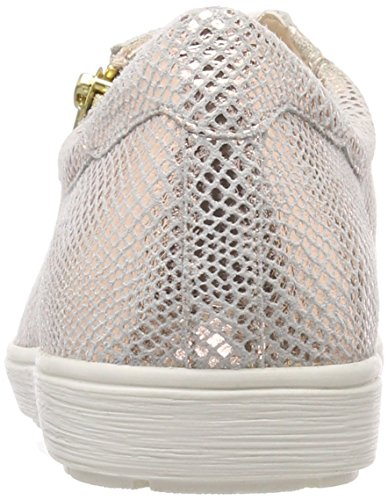 5 Derbys Caprice Rosego Rep Multicoloured 23616 987 UK Com Women's Pink pUpIBqwx
