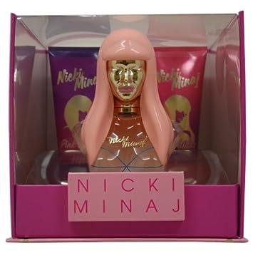 Amazon.com : Nicki Minaj Pink Friday 3 Piece Gift Set for Women ...