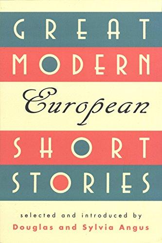Great Modern European Short Stories