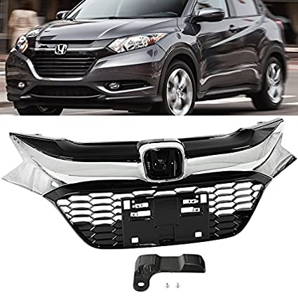 07-11 HONDA CRV Triple Chrome plated Tailgate Liftgate Top Rear Door Accent Trim