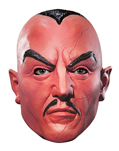 Sinestro Child Mask (Rubie's Costume Green Lantern Sinestro Child's Vinyl 1/2 Mask)