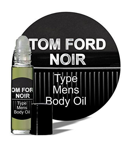 Tom Ford Noir Type* Mens Body Oil Fragrance Oil Pure Uncut Strong Body Oil (Best Tom Ford Aftershave)