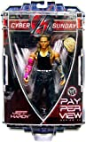 WWE Wrestling Action Figure PPV Series 14 Cyber Sunday Jeff Hardy