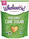 Wholesome Sweeteners, Organic Cane Sugar, 64 Ounce