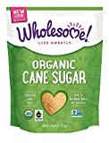 Wholesome Sweeteners, Sugar Cane, Organic, 4 lb