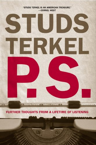Cover of P.S.: Further Thoughts from a Lifetime of Listening