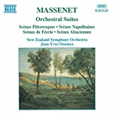 Massenet - Orchestral Suites Nos 4-7 - 'Sc???nes pittoresques' etc by New Zealand Symphony Orchestra (1995-04-11)