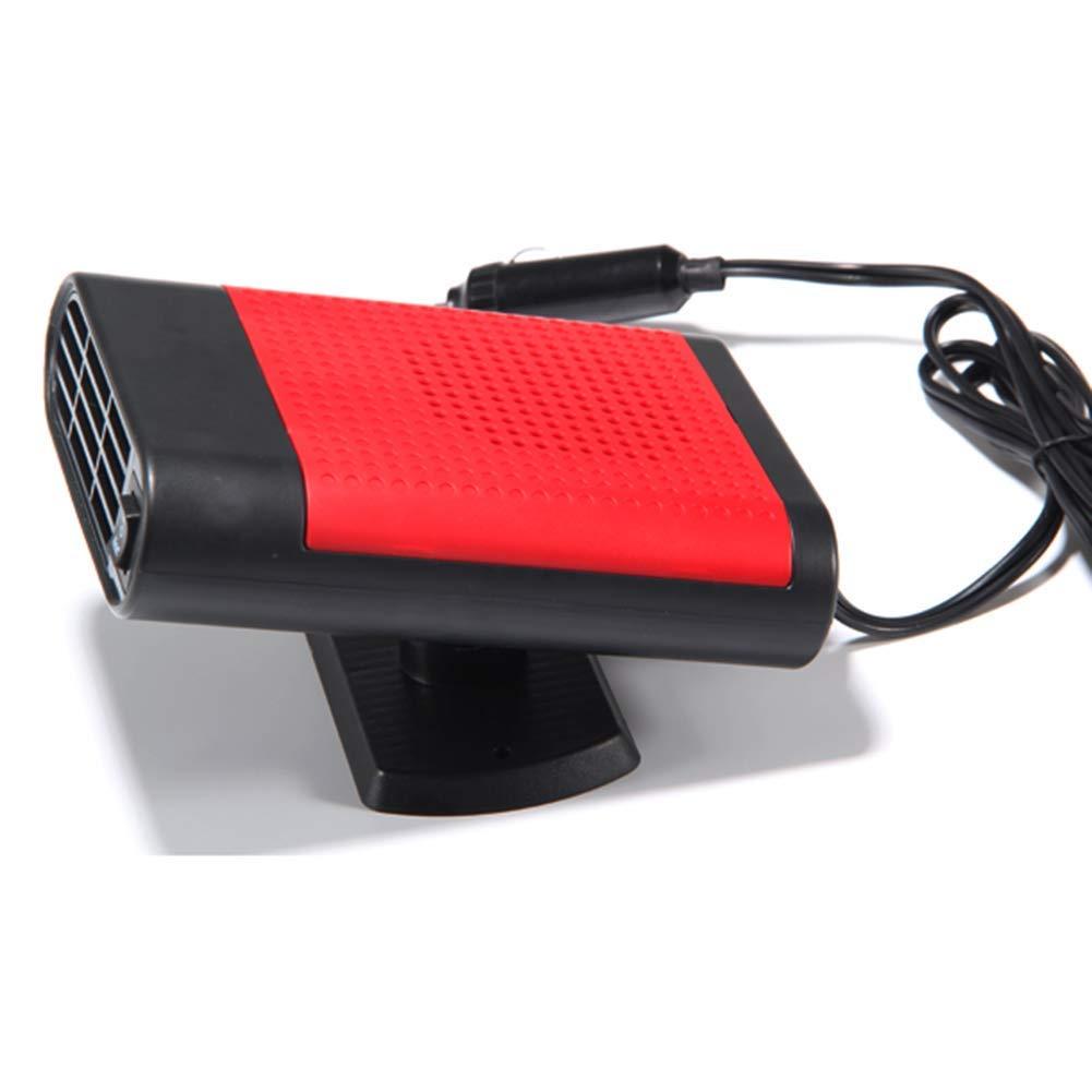 Auto Heizung,Queta 12V-200W Power 2 in 1 Autoheizung ohne L/ärm Luftreiniger Entfroster Autoheizung f/ür Defroster