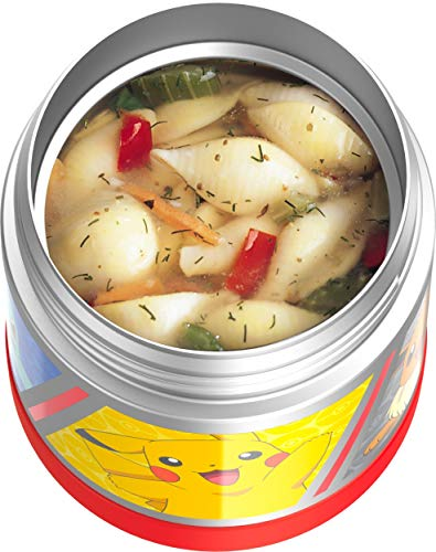 Funtainer 10 Ounce Food Jar Pokemon