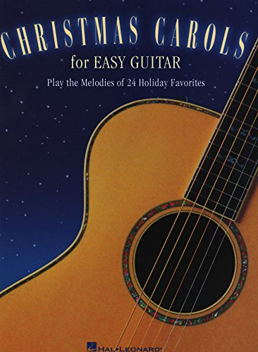 Christmas Music Guitar - Christmas Carols for Easy Guitar