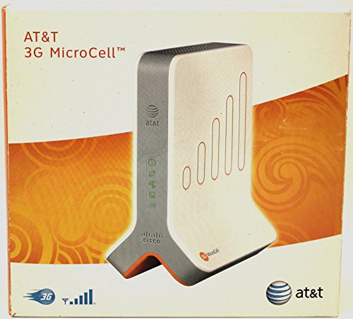 Cisco At Amp T Dph153 At 3g Microcell Wireless Cell Signal