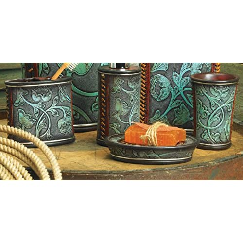 Western bathroom decor for Bathroom decor on amazon