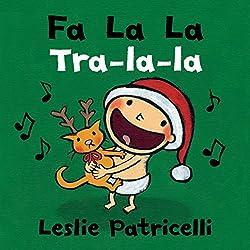 Fa La La/Tra-la-la (Leslie Patricelli board books) (Spanish Edition)