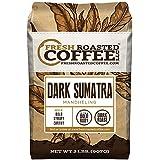 Dark Sumatra, Whole Bean, Fresh Roasted Coffee LLC (2 lb.)