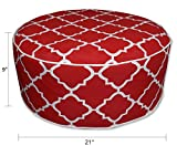 Kozyard Inflatable Stool Ottoman Used for Indoor or Outdoor, Kids or Adults, Camping or Home