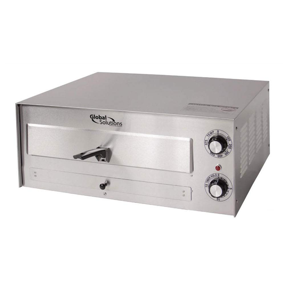 Global Solutions - GS1010 - Countertop Pizza Oven