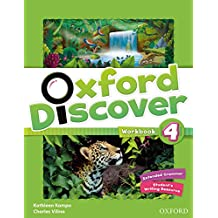 Oxford Discover: 4: Workbook