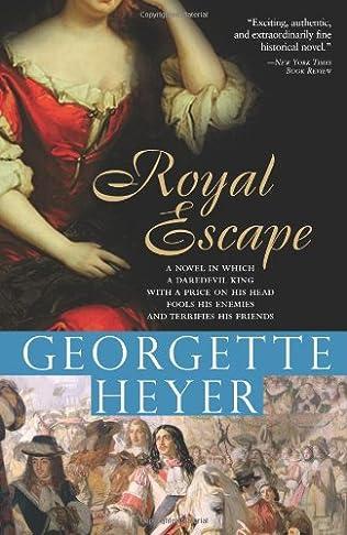 book cover of Royal Escape