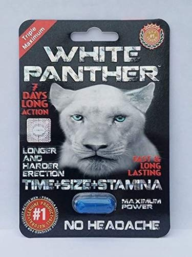 Wow Panther Pill 7 Day Long Action (Panther Pill)
