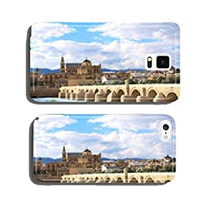 Great Mosque and Roman Bridge, Cordoba, Spain cell phone cover case iPhone6 Plus