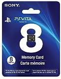 (PSVita) 8GB Memory Card for PlayStation Vita
