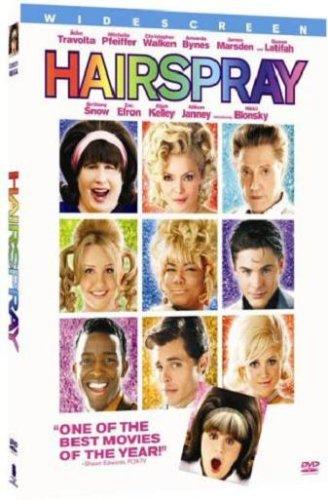 Hairspray, one of the best hair movies