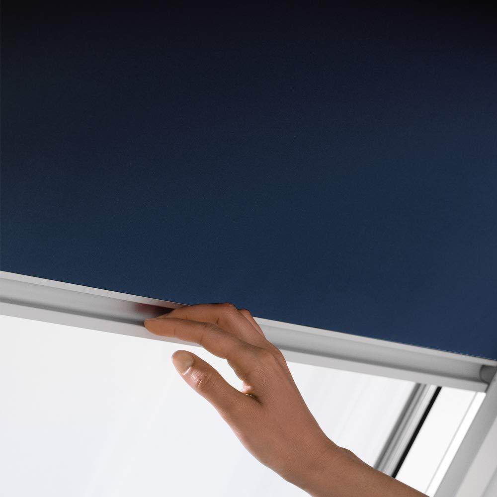 Orignal VELUX Verdunkelungsrollo DKL MK06 1705S   Bedienart     Manuell   Farbe   Uni Grau   Fenstergröße   MK06   Fenstertypen   GGU, GGL, GPU, GPL, GTU, GTL, GXU, GXL B00XLX8XFC Seitenzug- & Springrollos 89fa13