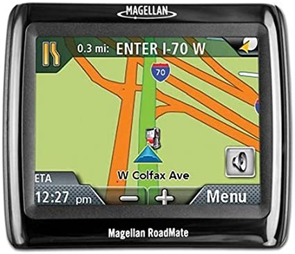 Amazon.com: Magellan 3.5-inch Portable GPS Navigator ...