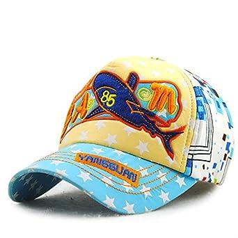 IFRIK Dibujo animado gorra de béisbol Gorra de plato estrella de ...