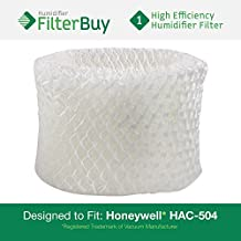 HAC-504 Honeywell Humidifier Replacement Wick Filter - AFB replacement for Honeywell HAC-504AW. Designed by AFB in the USA.