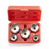 LMF 5pc Oil Filter Socket Set